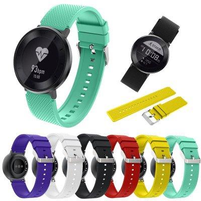 可開發票 華碩 Asus ZenWatch 2代女版45MM 錶帶 硅膠腕帶 替換腕帶 18mm接頭 運行型手錶帶 防水防汗 錶帶