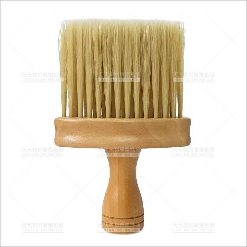 掃頸刷/萬用清潔刷-單入(原木)[87737] 美髮理髮清潔