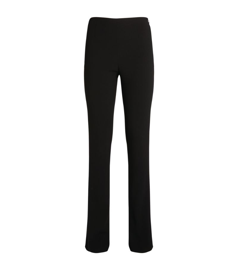 Galvan Split Cuff Tailored Trousers
