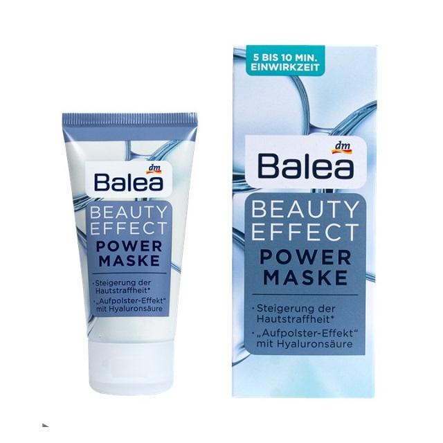 Balea 玻尿酸保濕緊緻能量面膜-50ml-德國原裝進口