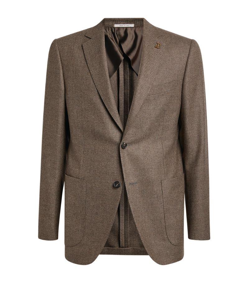 Pal Zileri Wool-Cashmere Tailored Jacket