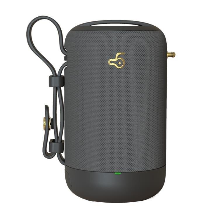 無線藍芽音箱手機電腦低音炮車載戶外創意防水攜插卡音響 黛雅