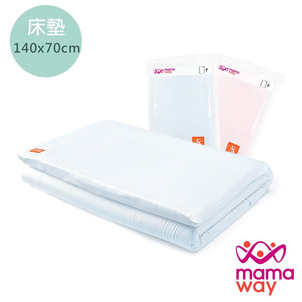 【mamaway媽媽餵】純棉嬰兒床套-140x70cm 床墊套