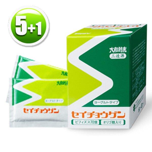 【買5送1】大和酵素 三造源(奶素可食)(25公克x8包)x5