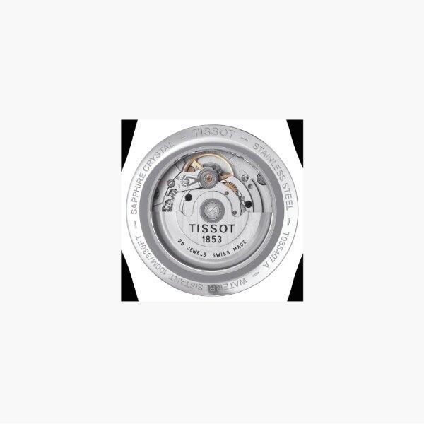 TISSOT天梭 T0354073605100 / 設計師 38小時動力儲存機械腕錶 / 39mm