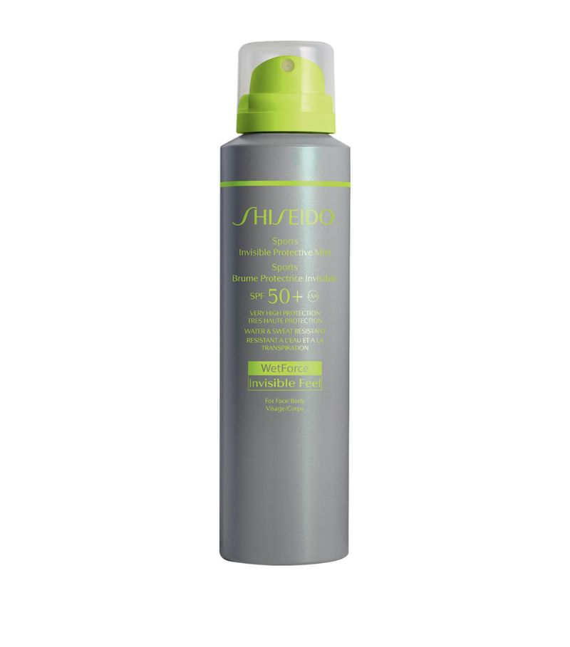 Shiseido Invisible Protective Mist Spf 50+