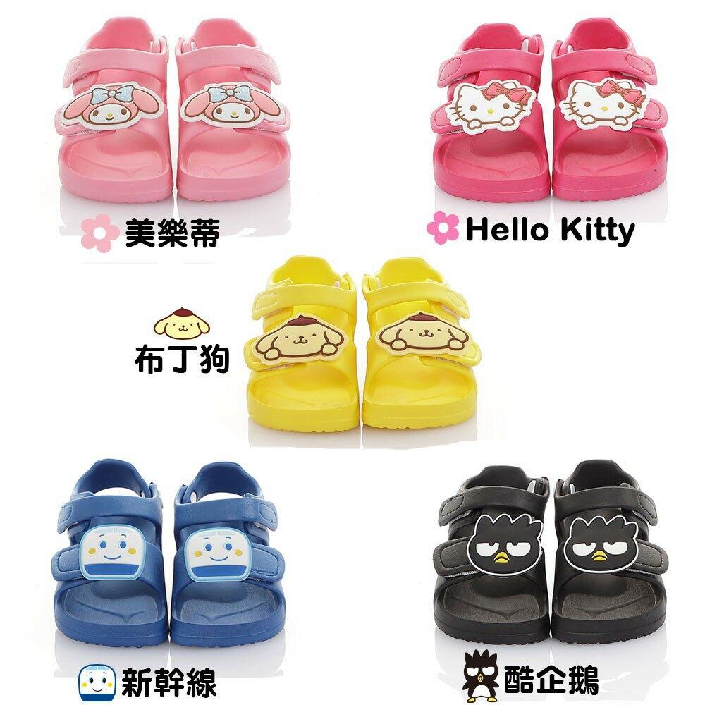 帝安諾-實體店面 三麗鷗 Disney 迪士尼 正版 防水款 極輕量 減震 休閒涼鞋 童鞋 6196321