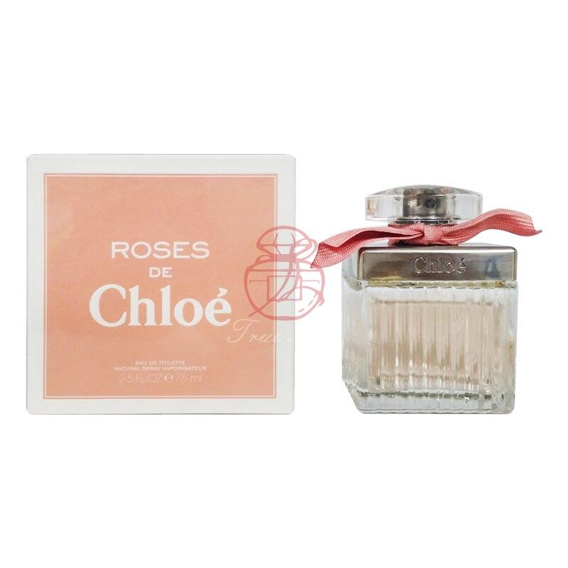 CHLOE Roses 玫瑰女性淡香水 75ML ☆真愛香水★