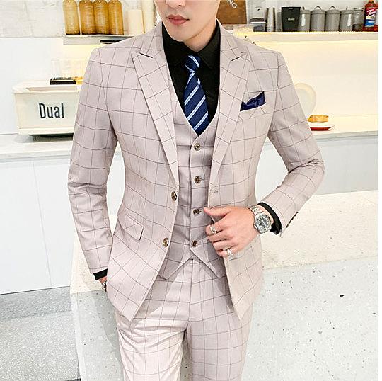 (45 Design)男西裝女西裝西裝外套西裝套裝西裝男女西裝外套套裝襯衫婚禮服雪紡西裝外13