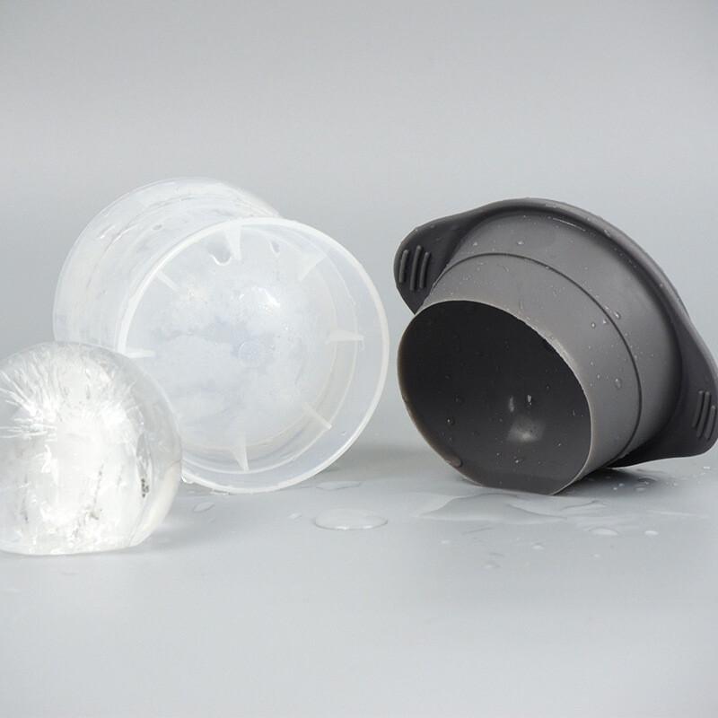 威士忌冰塊模具 大冰塊 大冰球 製冰盒 夏天喝威士忌必備-圓球冰塊