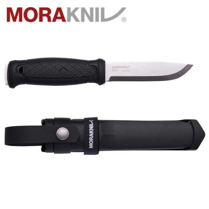 Morakniv Garberg 全龍骨式不鏽鋼直刀/露營小刀 塑膠護套 瑞典製 12642