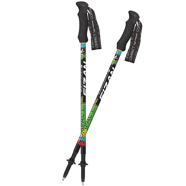 [好也戶外] FIZAN 超輕三節式健行登山杖2入特惠組/五色鳥 No.FZS20.7102.FTB