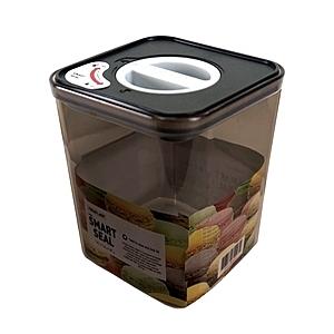 韓國NEOFLAM聰明封儲物罐AS抗菌遮光方形1350ml