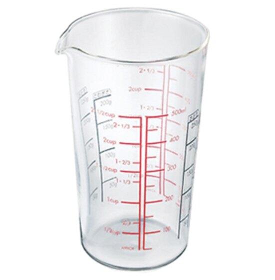 金時代書香咖啡 HARIO 玻璃量杯 500ml CMJ-500