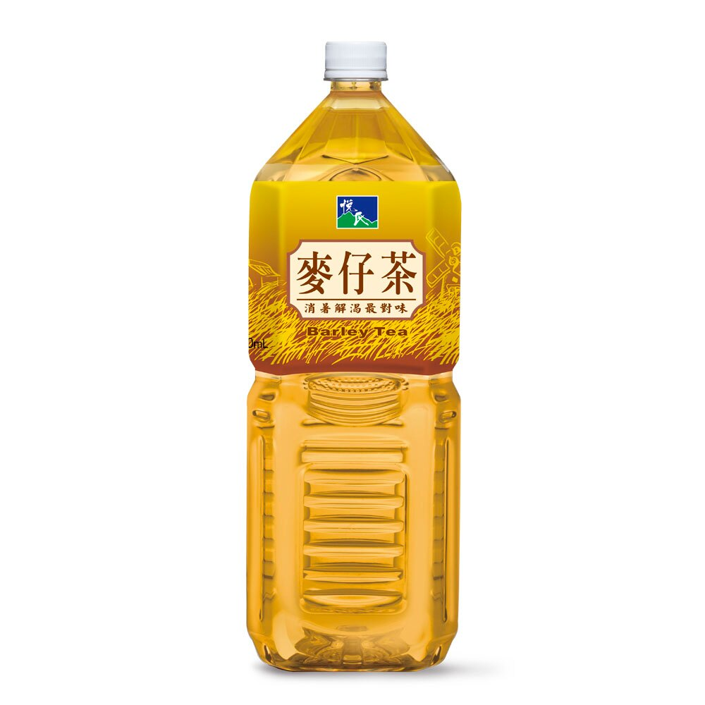 悅氏麥仔茶 2000ml【康鄰超市】