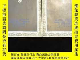 二手書博民逛書店罕見諾貝爾文學獎金獲獎,獲家作家作品選【上,下】Y275927