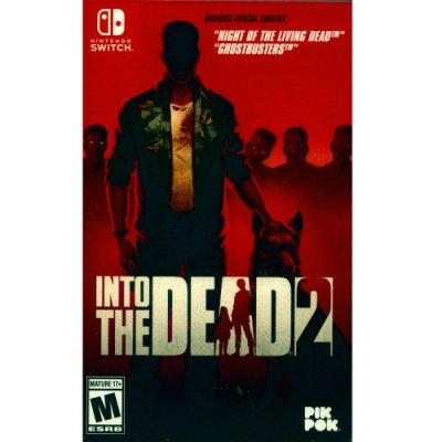 (現貨全新) NS Switch 勇闖死人谷2 完整版 中英日文美版  Into the Dead 2