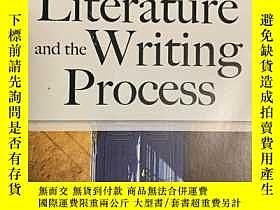 二手書博民逛書店Literature罕見and the Writing Proc
