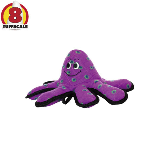 【TUFFY-狗玩具】 海洋系列:深海大章魚
