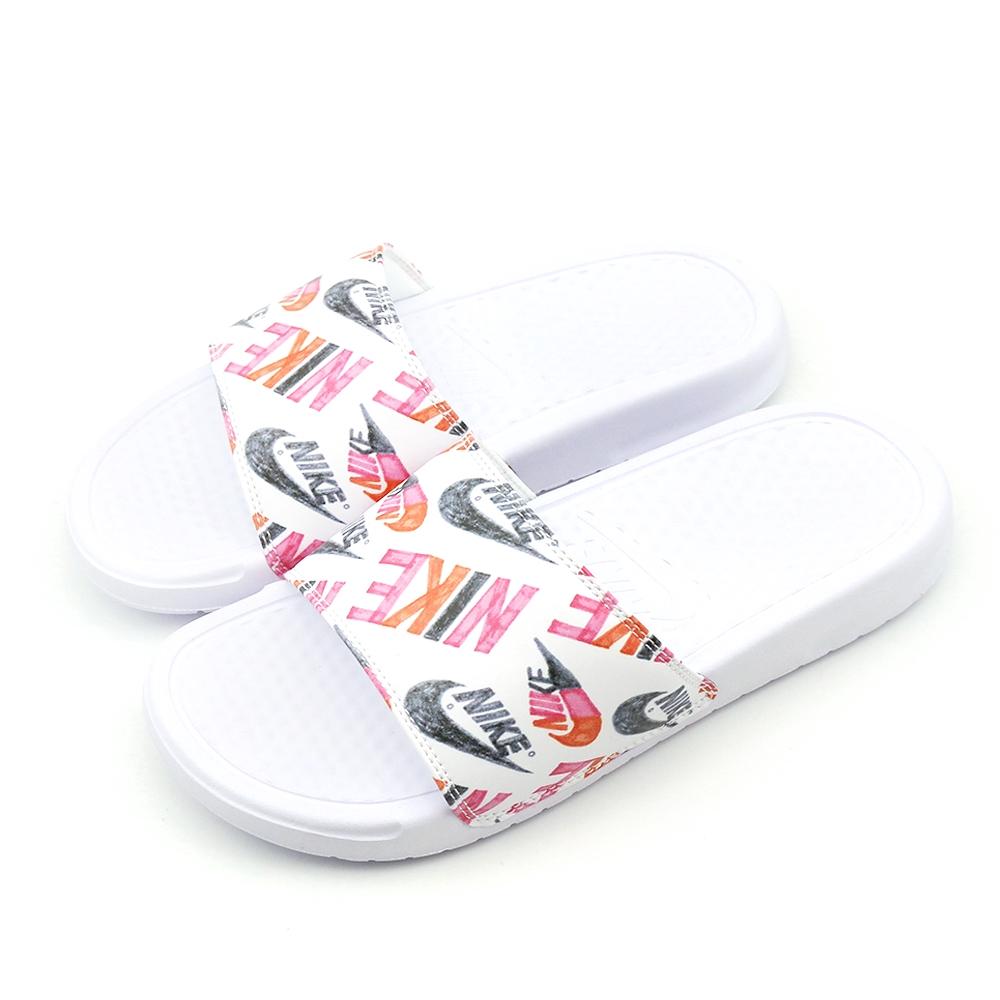 Nike WMNS BENASSI JDI PRINT 女拖鞋 618919119