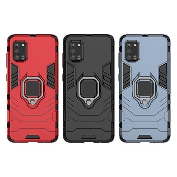 適用于三星Galaxy A31指環支架手機殼A31全包防摔保護套男女外殼