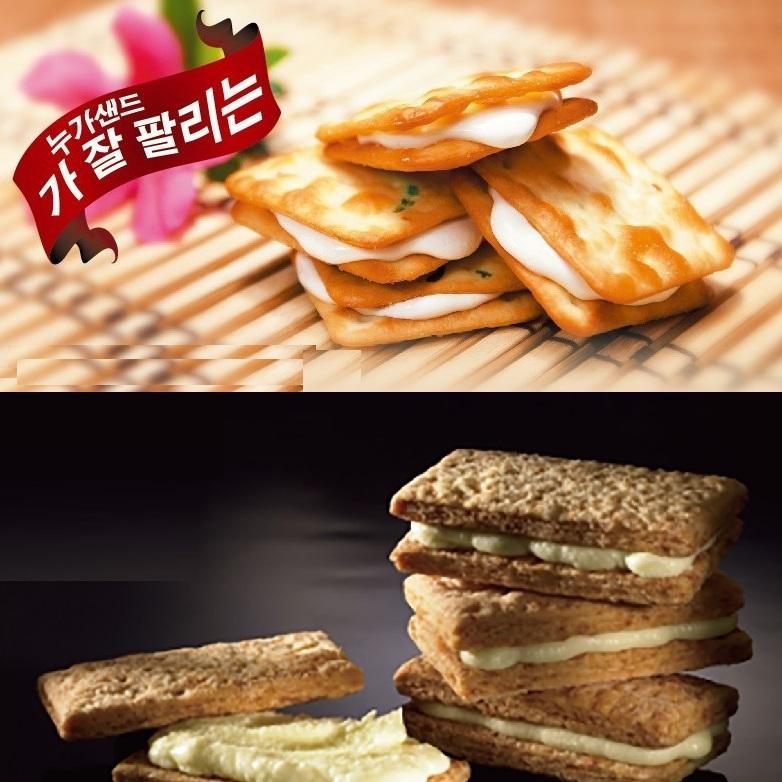 【手信坊】牛軋糖蘇打餅(25入/袋)/千層夾心派(10入/盒)/滴滴噠心蛋捲單包裝