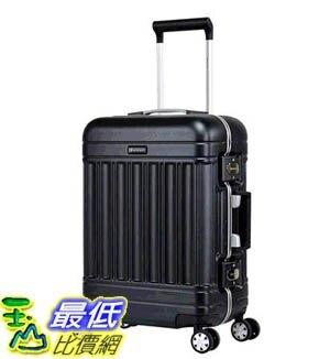 [COSCO代購] W125013 Eminent PC+鋁合金細框 20吋 行李箱 黑
