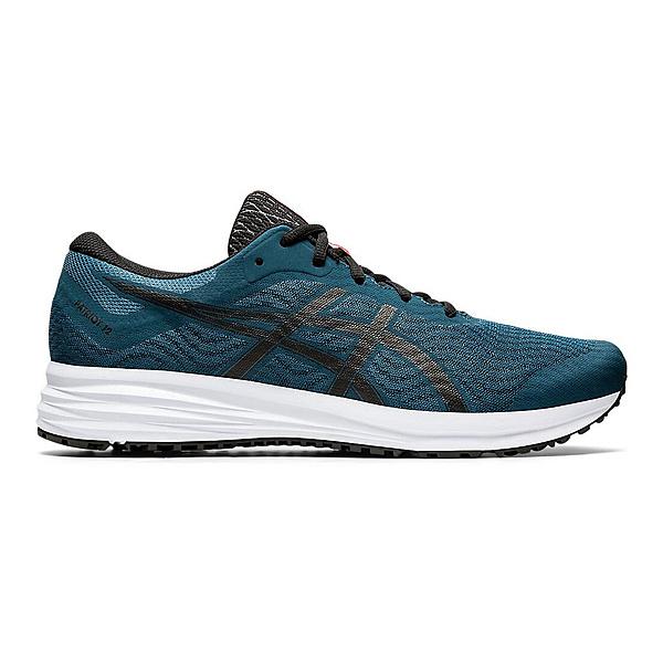 Asics Patriot 12 [1011A823-401] 男鞋 運動 休閒 慢跑 舒適 支撐 緩衝 亞瑟士 藍 黑