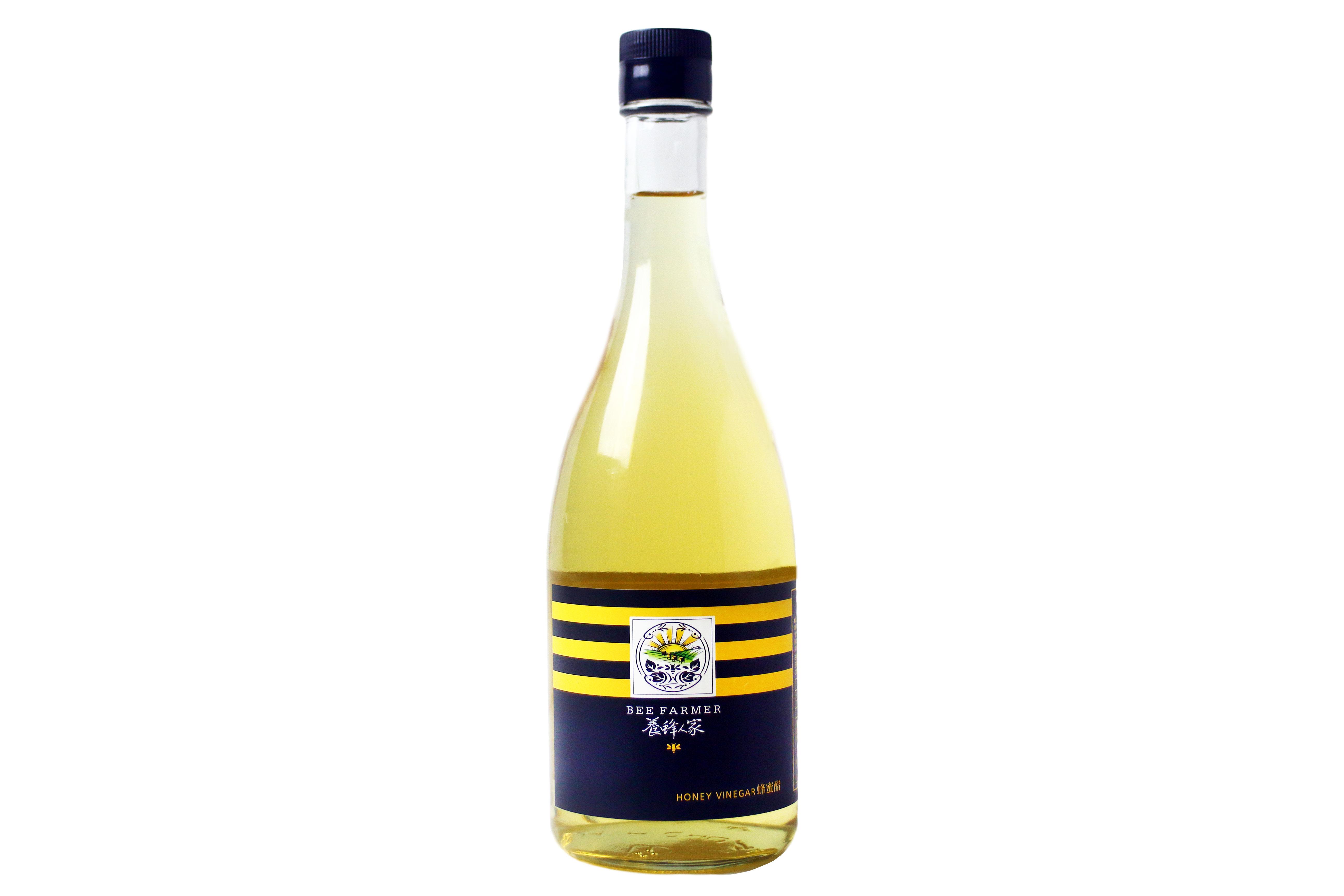 蜂蜜醋600ml 天然釀造/腸道順暢/蜂蜜/蜂蜜醋/蜂蜜飲品 【養蜂人家】