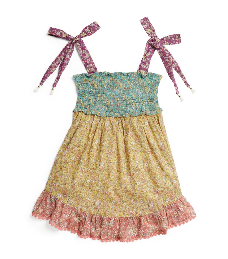 Zimmermann Kids Carnaby Floral Dress (2-10 Years)