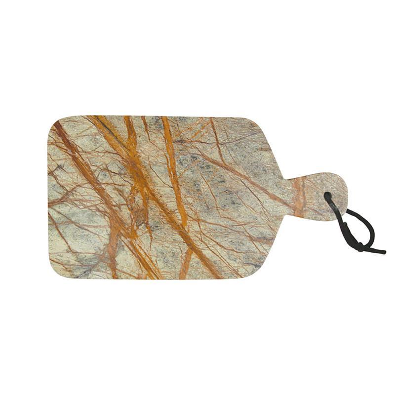 大理石 CUTTING BOARD 砧板|點心盤 / 茶色