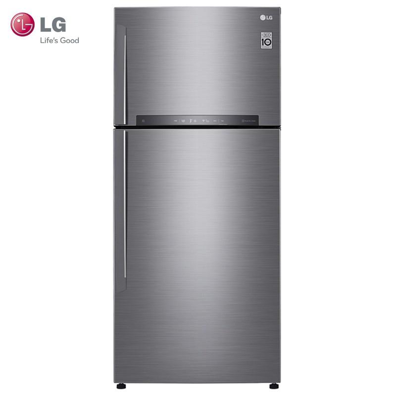 LG 樂金525L變頻雙門冰箱GN-HL567SV