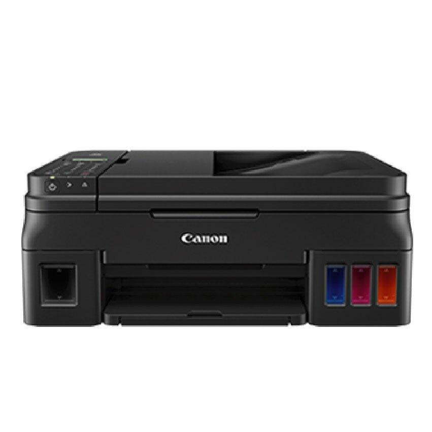 【浩昇科技】Canon PIXMA G4010 原廠傳真無線大供墨複合機