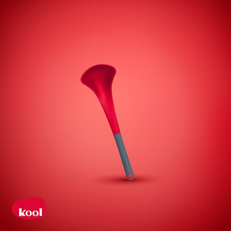kool - 矽膠湯勺