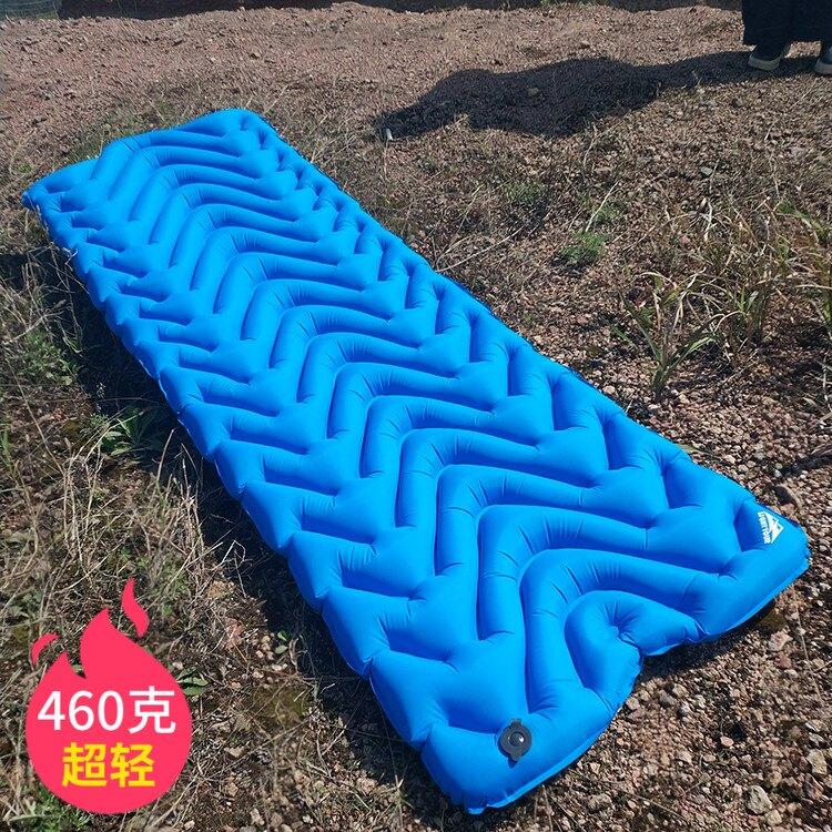 充氣墊戶外帳篷睡墊單人TPU超輕便攜M型露營野營厚地墊防潮墊 全館特惠9折