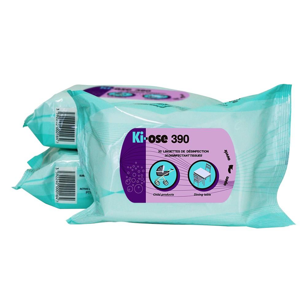 【凱歐氏】航空認證抗菌濕紙巾(30抽x3包/組) [免運] [現貨公司貨]