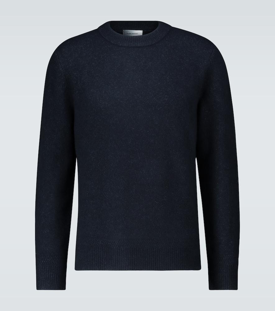 Miller boiled wool sweater