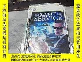 二手書博民逛書店遊戲光盤罕見XBOX 360 SERVICE (光盤編號1828