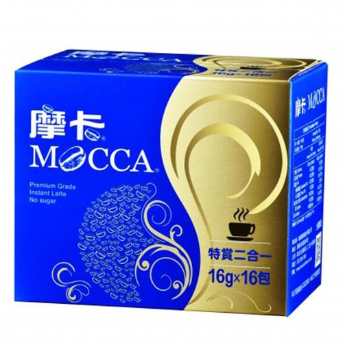摩卡特賞二合一咖啡16Gx16【愛買】