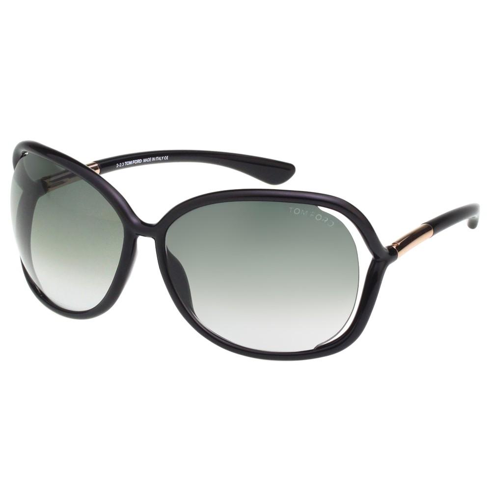 TOM FORD 造型 太陽眼鏡(黑色)