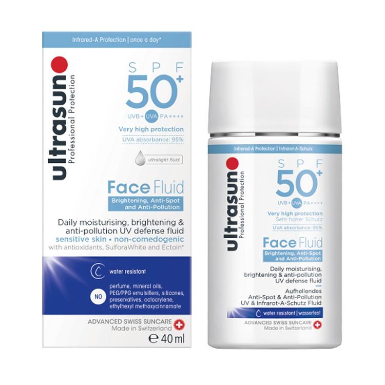 ultrasun優佳隔離多效亮膚防曬乳SPF50+ PA++++ 40ml【Trust Beauty Shop】