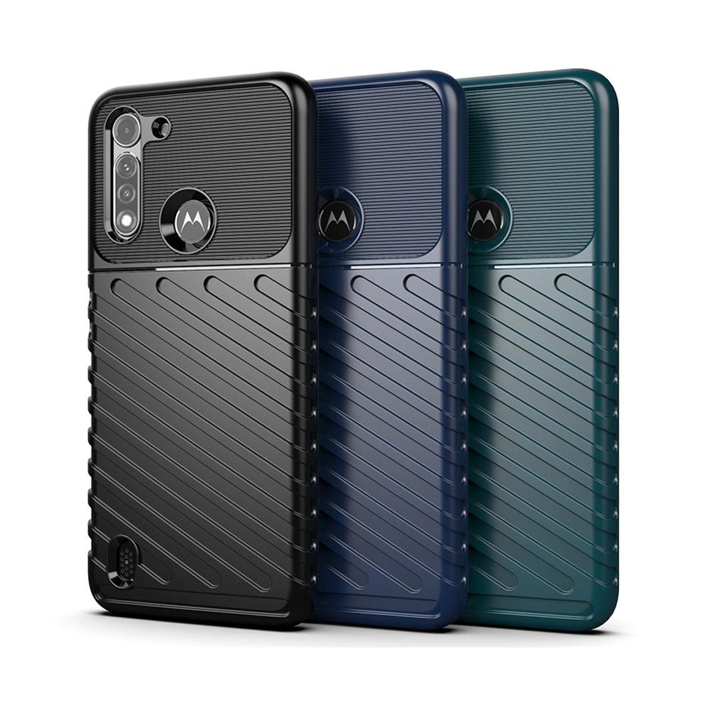 Motorola Moto G8 Power Lite 保護殼耐摔防震抗摔包邊防撞殼磨砂手機殼
