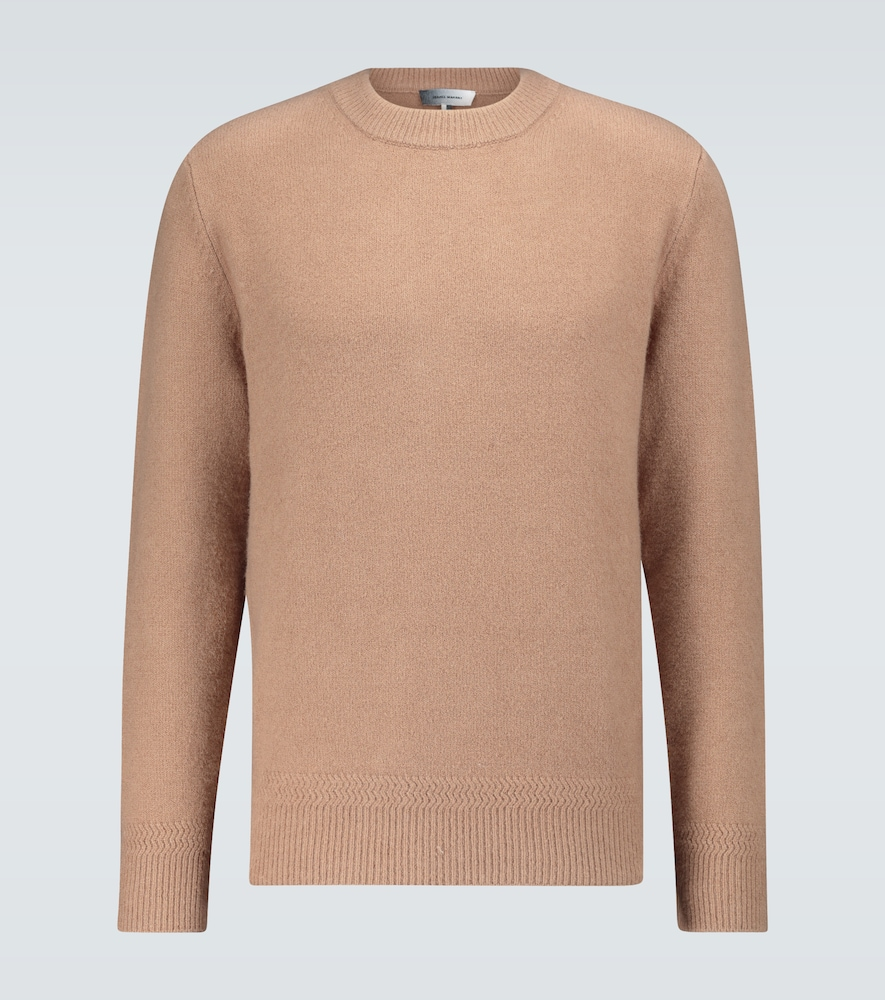 Miller boiled wool sweater