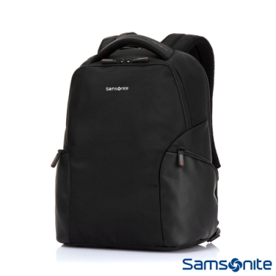 Samsonite新秀麗 Enprial-E 商務多功能筆電後背包(黑)