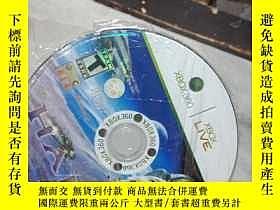 二手書博民逛書店遊戲光盤罕見XBOX 360 ( 光盤編號2045)Y3210