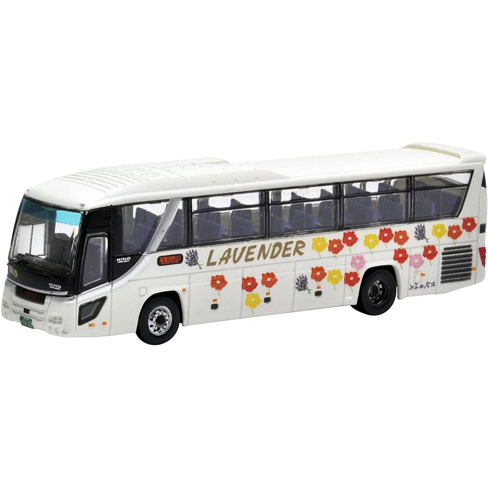 TOMYTEC 巴士旅行2 富良野巴士快速薰衣草號