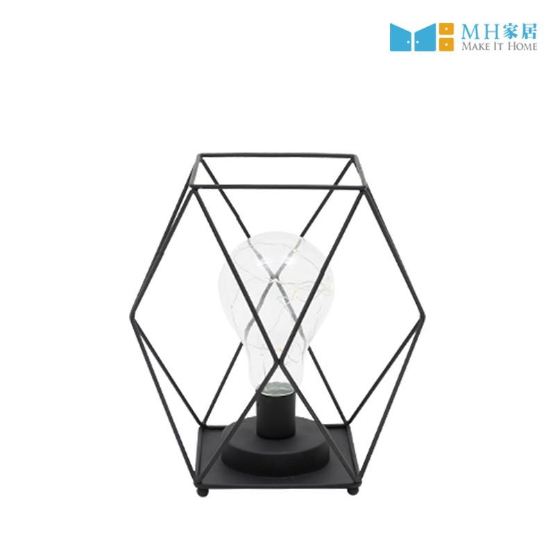 MH家居 韓國麥肯琪LED夜燈 (幾何造型) LED夜燈 桌燈 氣氛燈 [現貨]