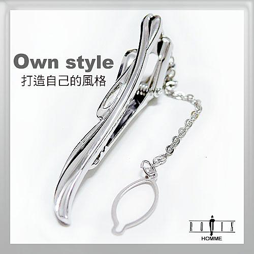 【ROLIN】紳士成熟款!頂級羅林領夾~B37(s)
