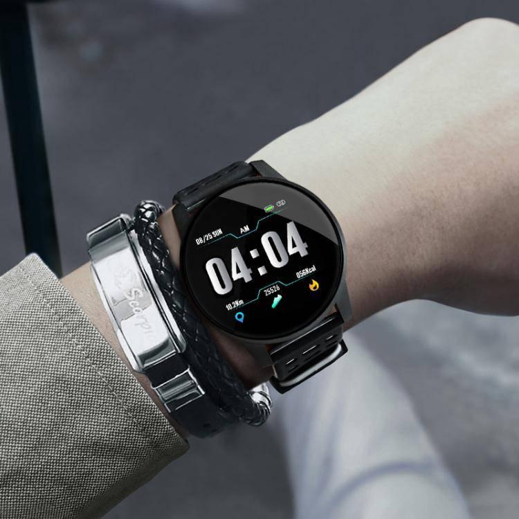 智慧手錶男女學生潮流防水運動多功能測通用手環觸屏電子手錶