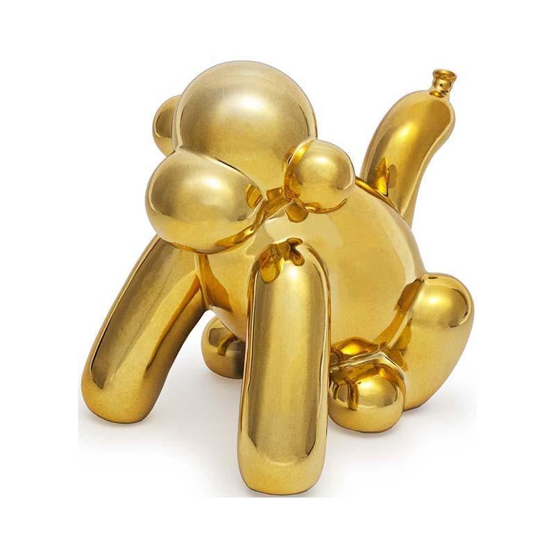 閃光猴子存錢筒 - 金色